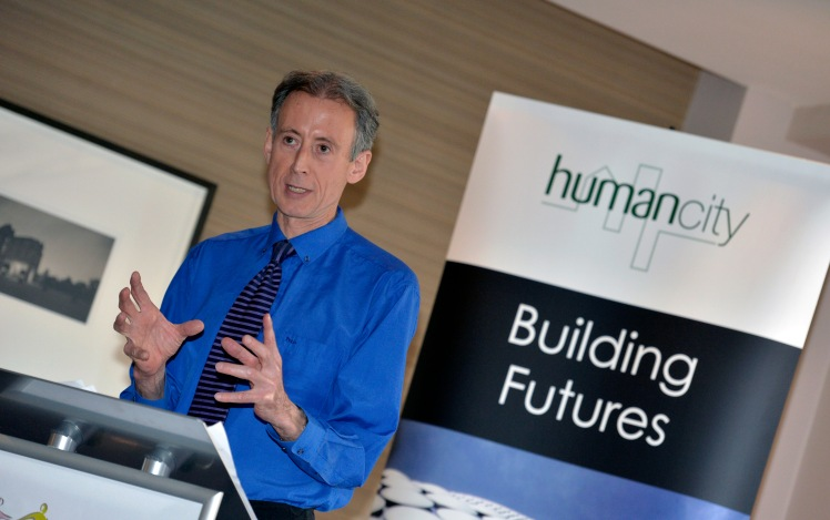 PETER TATCHELL - HUMAN CITY INSTITUTE - ANNUAL LECTURE